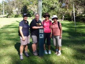 21 April 2014 Sunshine Coast Great Easter Walk 2